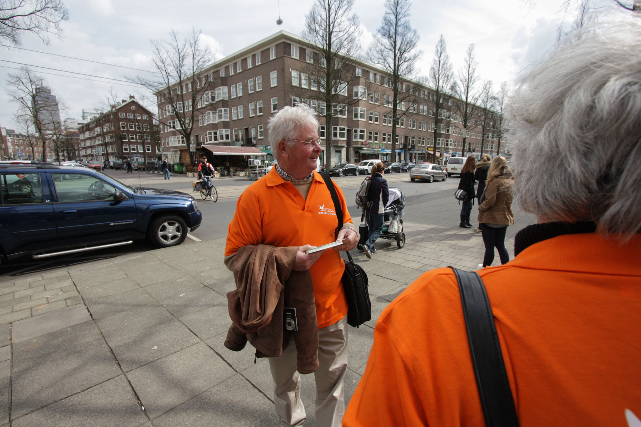SeniorWeb campagne vrijwilligers