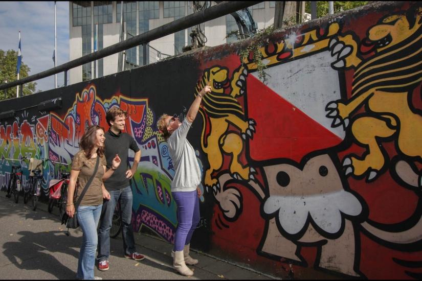 Street Art Utrecht tour portfolio Wijgert-Jan van As