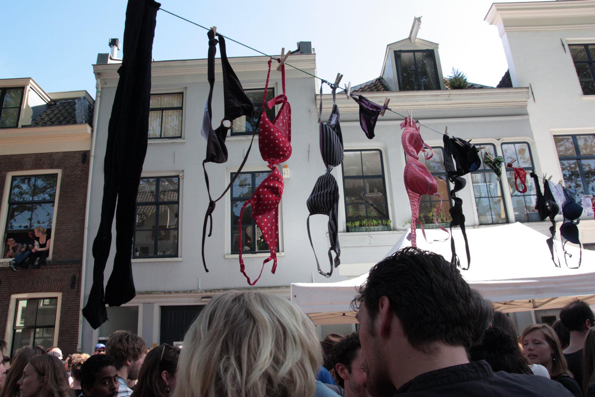VPRO 3voor12/Utrecht Klein New Orleans Festival in de Breedstraat