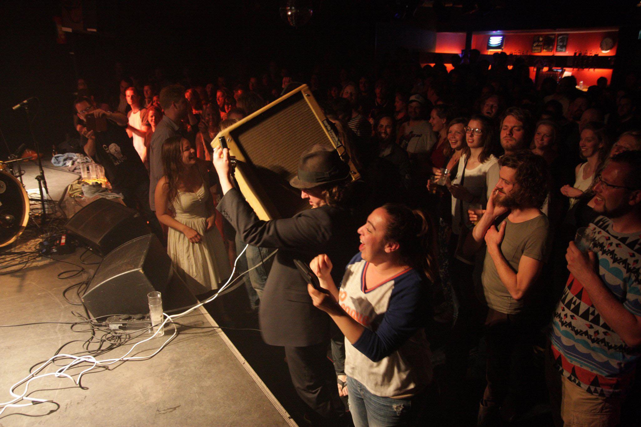 VPRO 3voor12/Utrecht Klein New Orleans Festival in EKKO