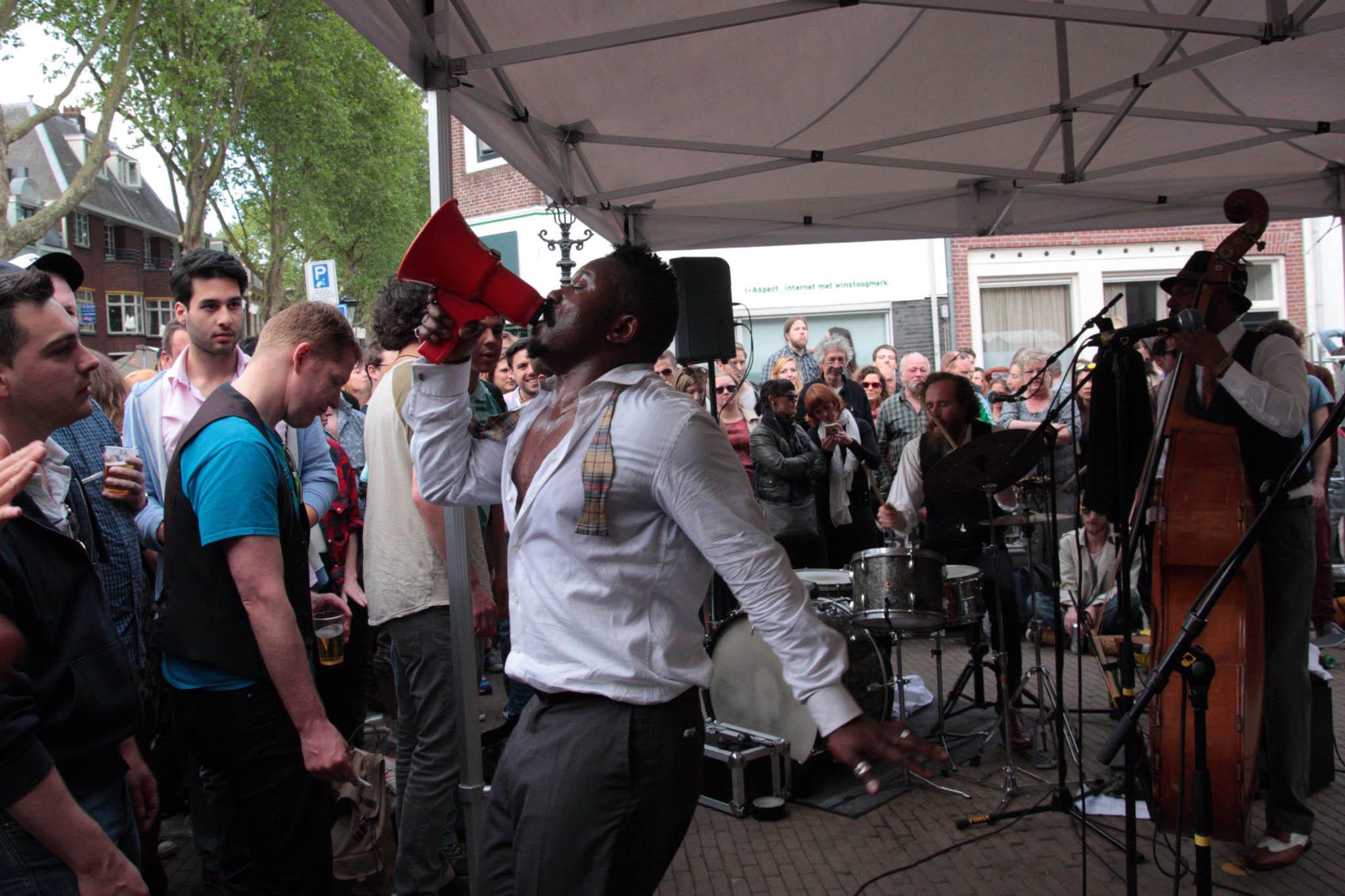 VPRO 3voor12/Utrecht Klein New Orleans Festival blues