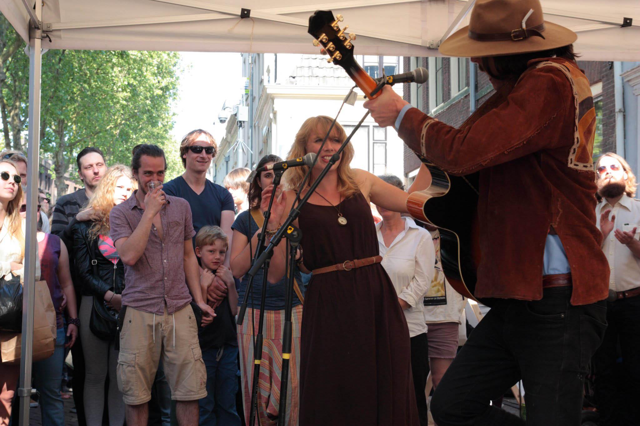 VPRO 3voor12/Utrecht Klein New Orleans Festival country