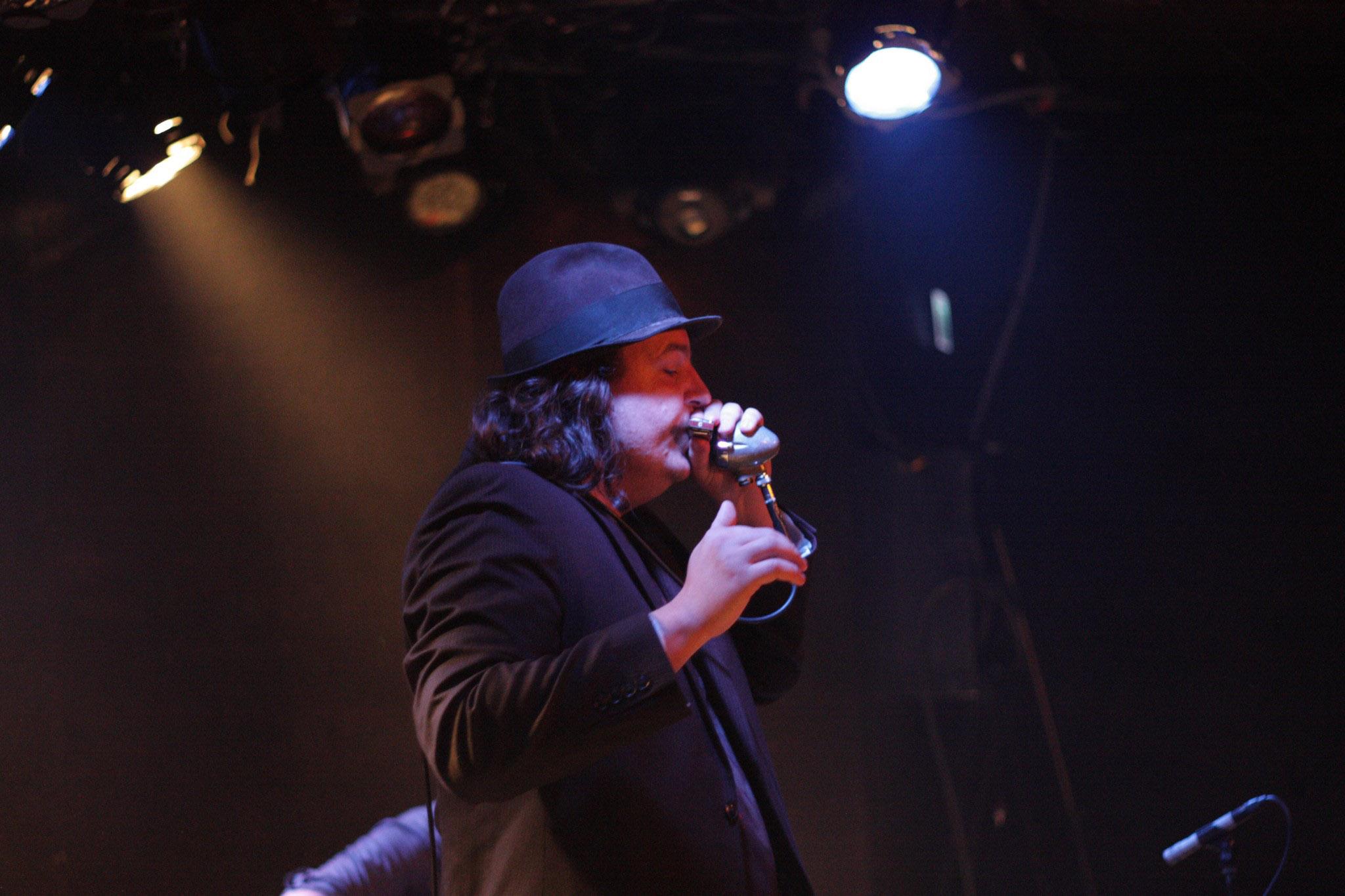 VPRO 3voor12/Utrecht Klein New Orleans Festival slot act in EKKO