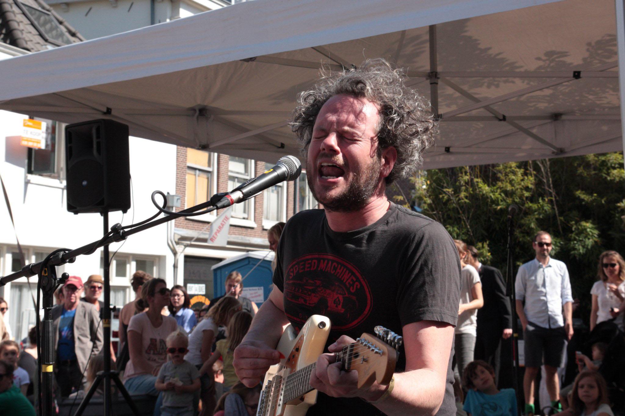 VPRO 3voor12/Utrecht Klein New Orleans Festival singer-songwriter