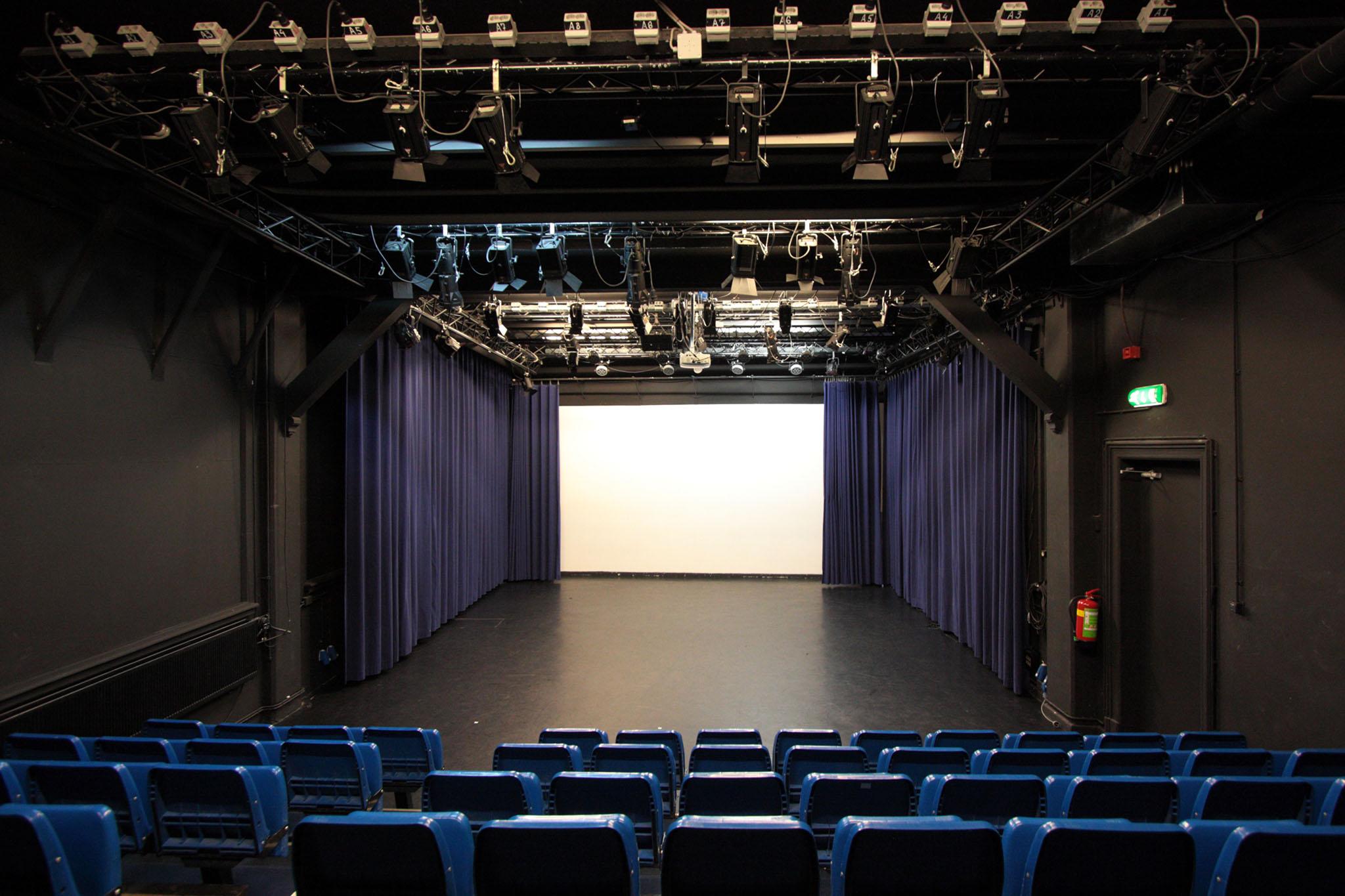ZIMIHC theater bedrijfsfotografie Wittevrouwen zaal