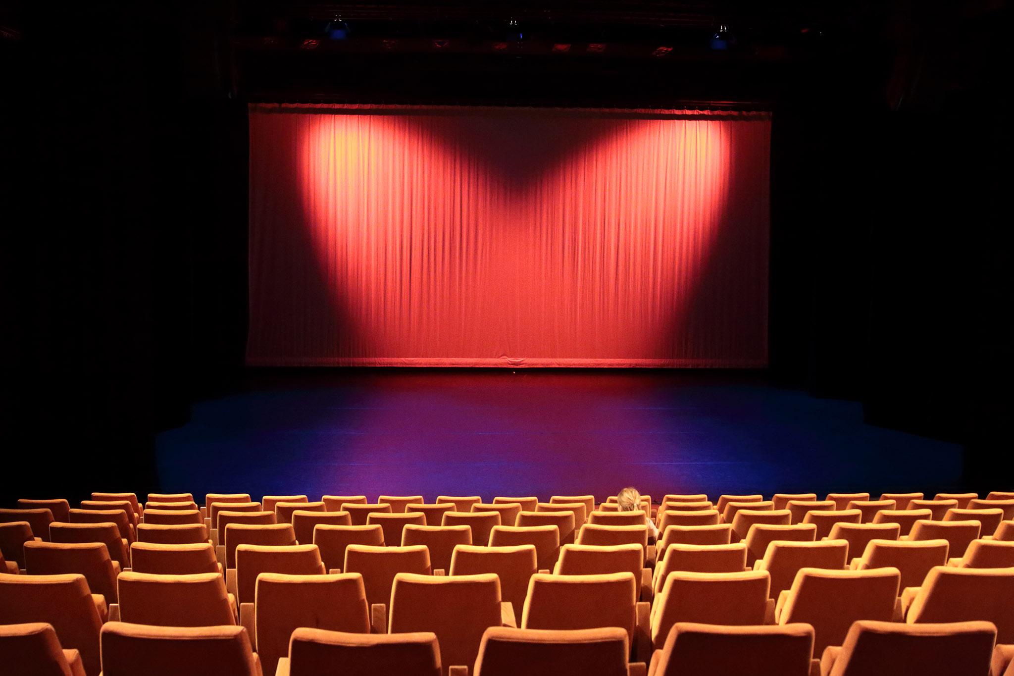 ZIMIHC theater bedrijfsfotografie Zuilen podium