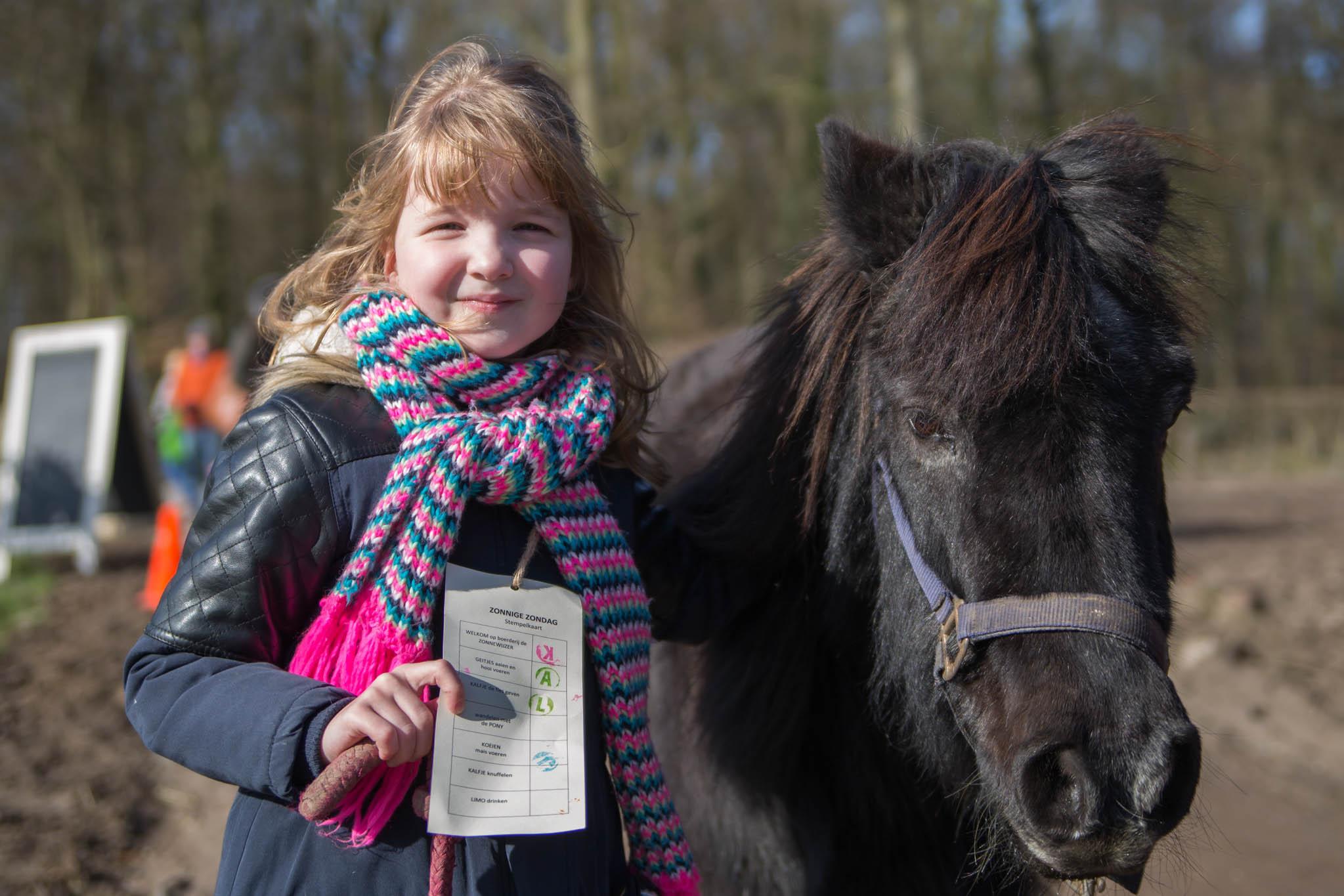 boerderij De Zonnewijzer Open dag pony
