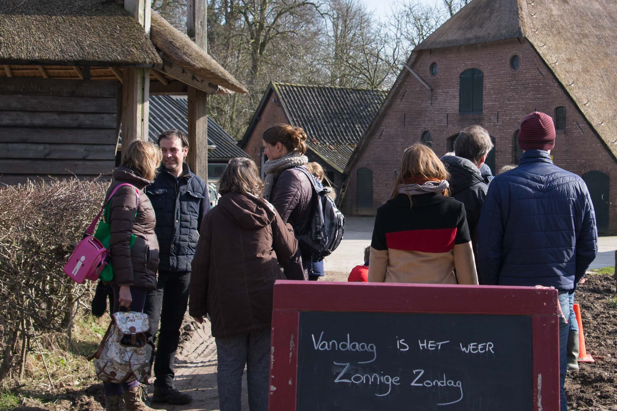 boerderij De Zonnewijzer Open dag start