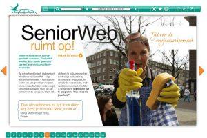 campagne SeniorWeb in beeld jaarverslag 2012