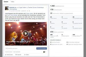 meer mensen bereiken met een video op Facebook