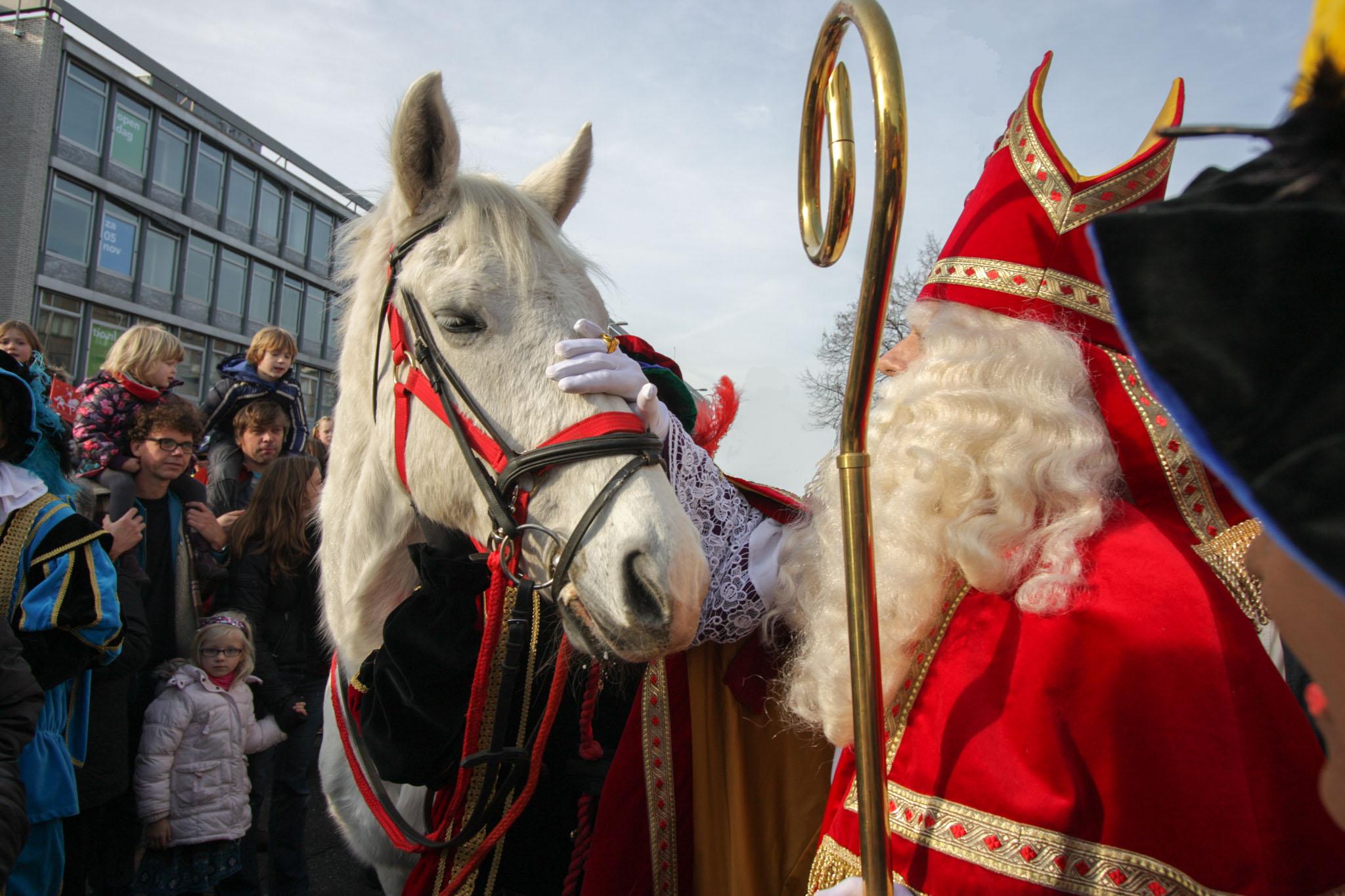 intocht Sinterklaas in Utrecht portfolio Wijgert-Jan van As