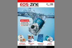 publicatie in het Canon EOSzine juli 2009